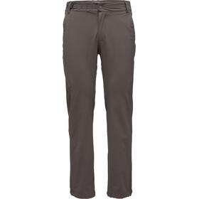 Black Diamond Alpine Light - Pantalones Hombre - gris